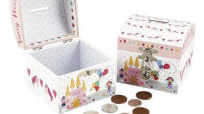 UNICORN FAIRY MONEY BOX