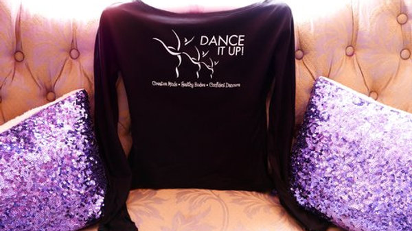 Dance It Up! SNUG FIT L/S DIU TOP (LIMITED EDITION)