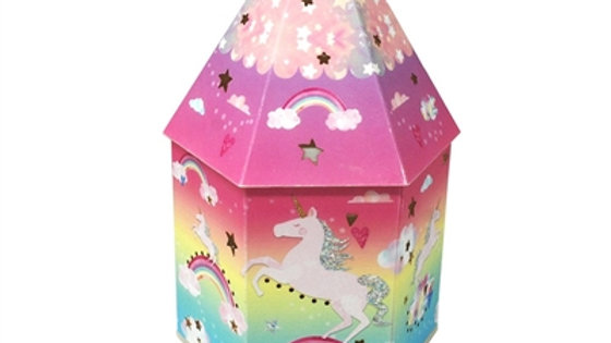 COTTON CANDY COLOR CHANGING LANTERN