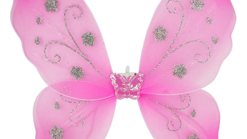 LIGHT UP BUTTERFLY WINGS