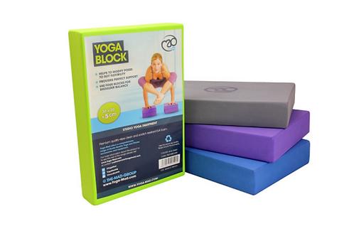 Full Yoga block - EVA Foam