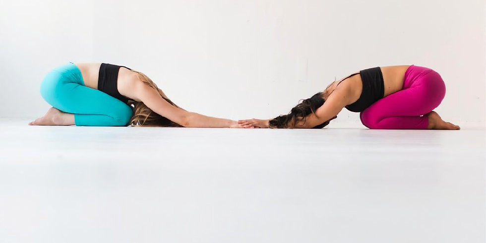 Unite On The Mat! (Restorative Yoga For Partners)