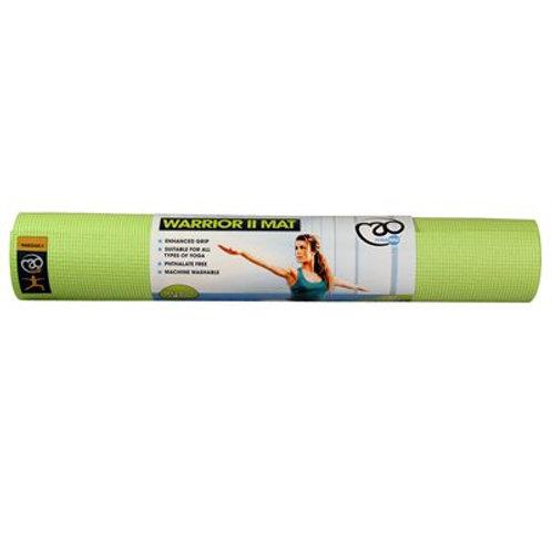 Yoga-Mad Warrior ll Yoga Mat 4mm