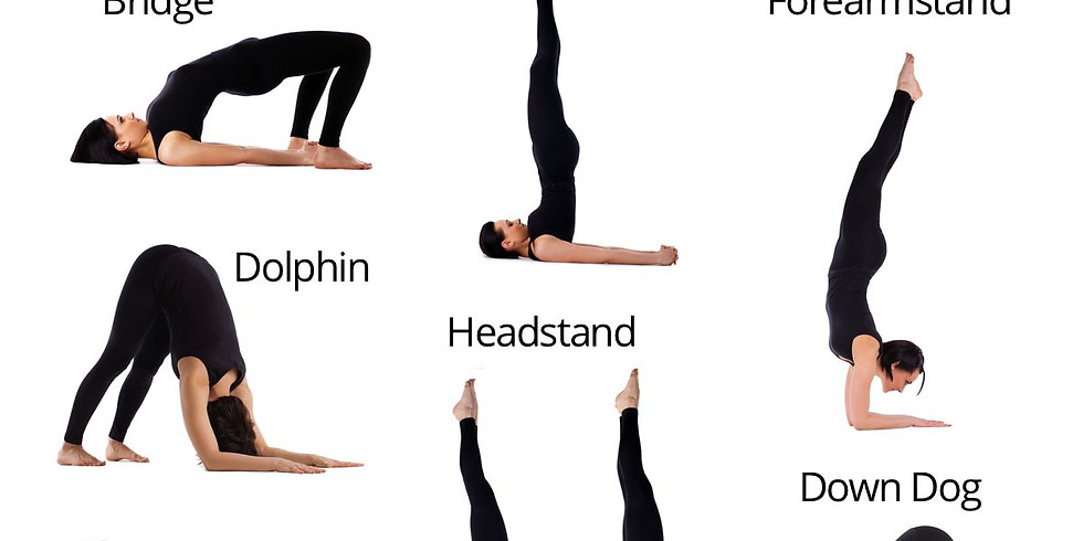 UPSIDE-DOWN | Step Up Your Asana!