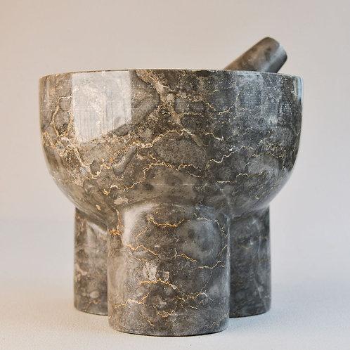 Mortar Kulti Grey/Brown