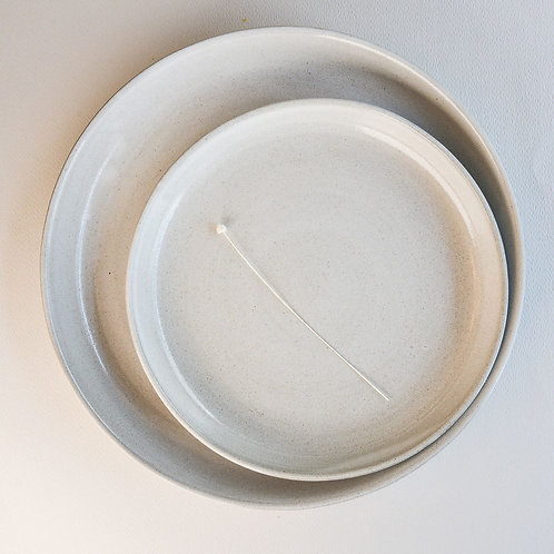 Plate by Hand