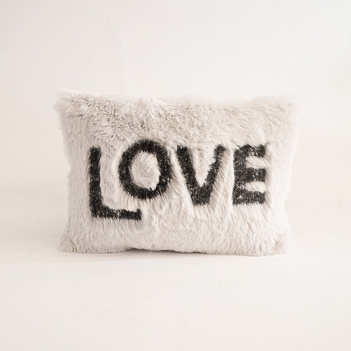 Pillow Love Rabbit