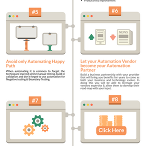 10 Top Tips to Successful Automation
