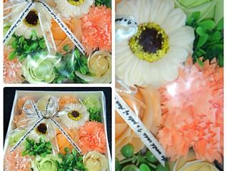 Soap flowerbox