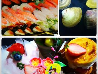 Hinamatsuri menu
