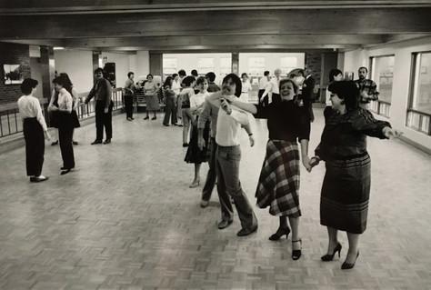Danse sociale à la Maison du Brasseur Archives du Musée de Lachine