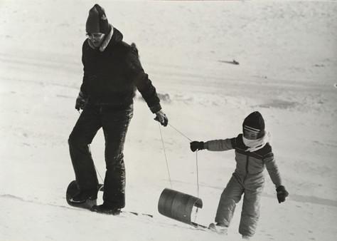 Festival des neiges 1986 Archives du Musée de Lachine