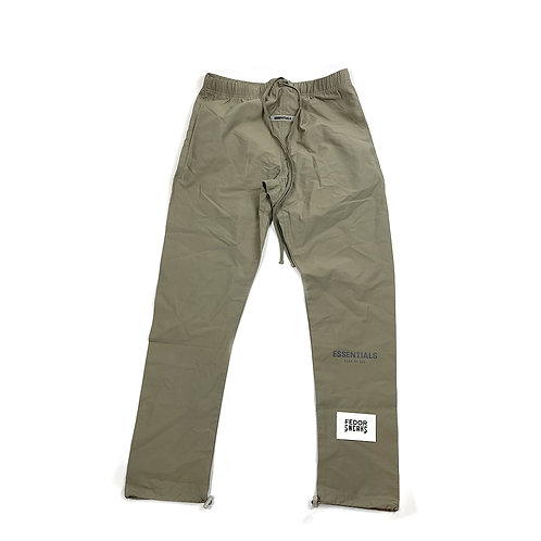 ESSENTIALS X FEAR OF GOD Track Pants 'Cement'