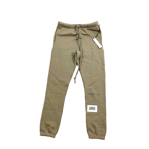 ESSENTIALS X FEAR OF GOD Joggers 'Taupe'