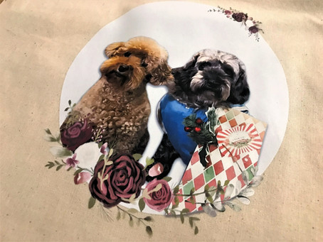 Event Conversation: Art for Paw - Tote Bag with Creative Design Printing