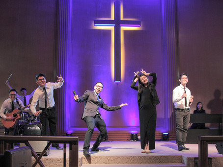Event Conversations: Peter Ng, FHL Music Ministry