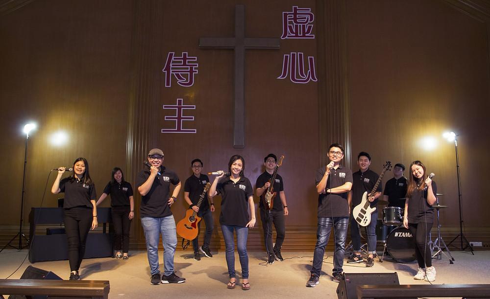 FHL Music Ministry- Shirt Printing Kuala Lumpur