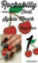 Nailart Rockabilly