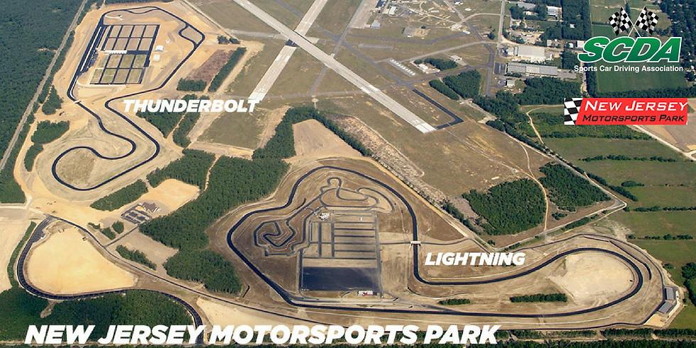 HRD at New Jersey Motorsports Park