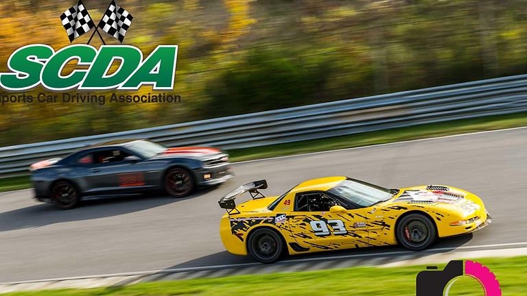 SCDA Track Day - August 20th