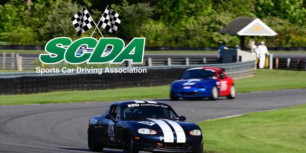 SCDA Track Day - Oct 23rd