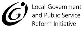 3.	Local Government and Public Service Reform Initiative