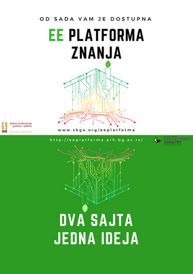 EE platforma poster