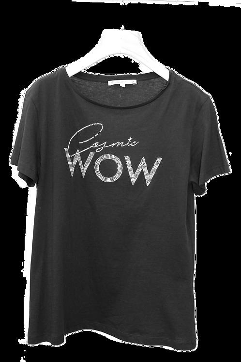 T-shirt manica corta Nera - Patrizia Pepe