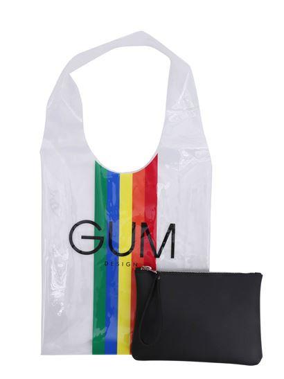 Shopper Raimbow - GUM