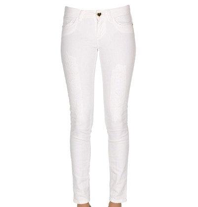 Pantalone  skinny optical white- TWINSET My Twin
