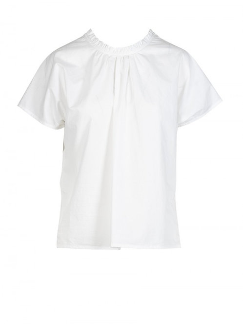 Top girocollo in cotone Alba- Anonyme