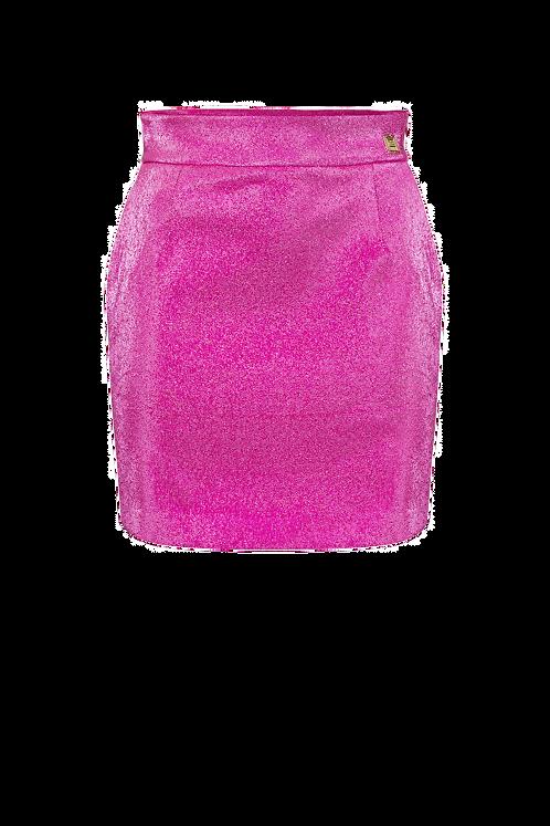 Minigonna in lurex - Elisabetta Franchi