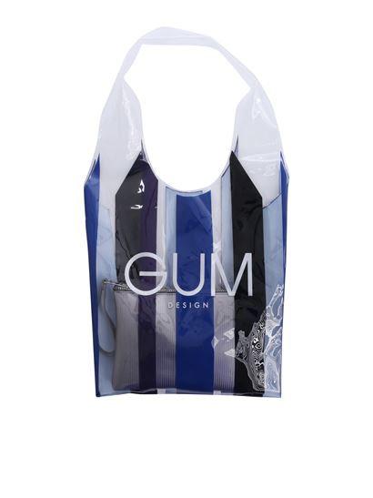 Shopper Stripe Glam  - GUM