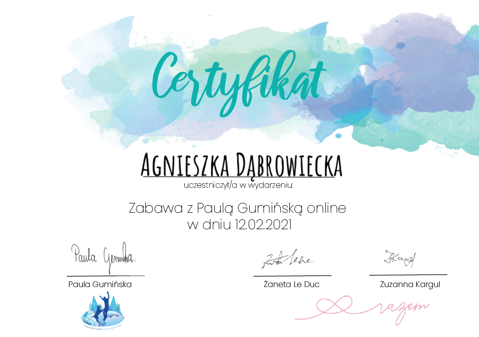 Certyfikat Paula zabawa_AD