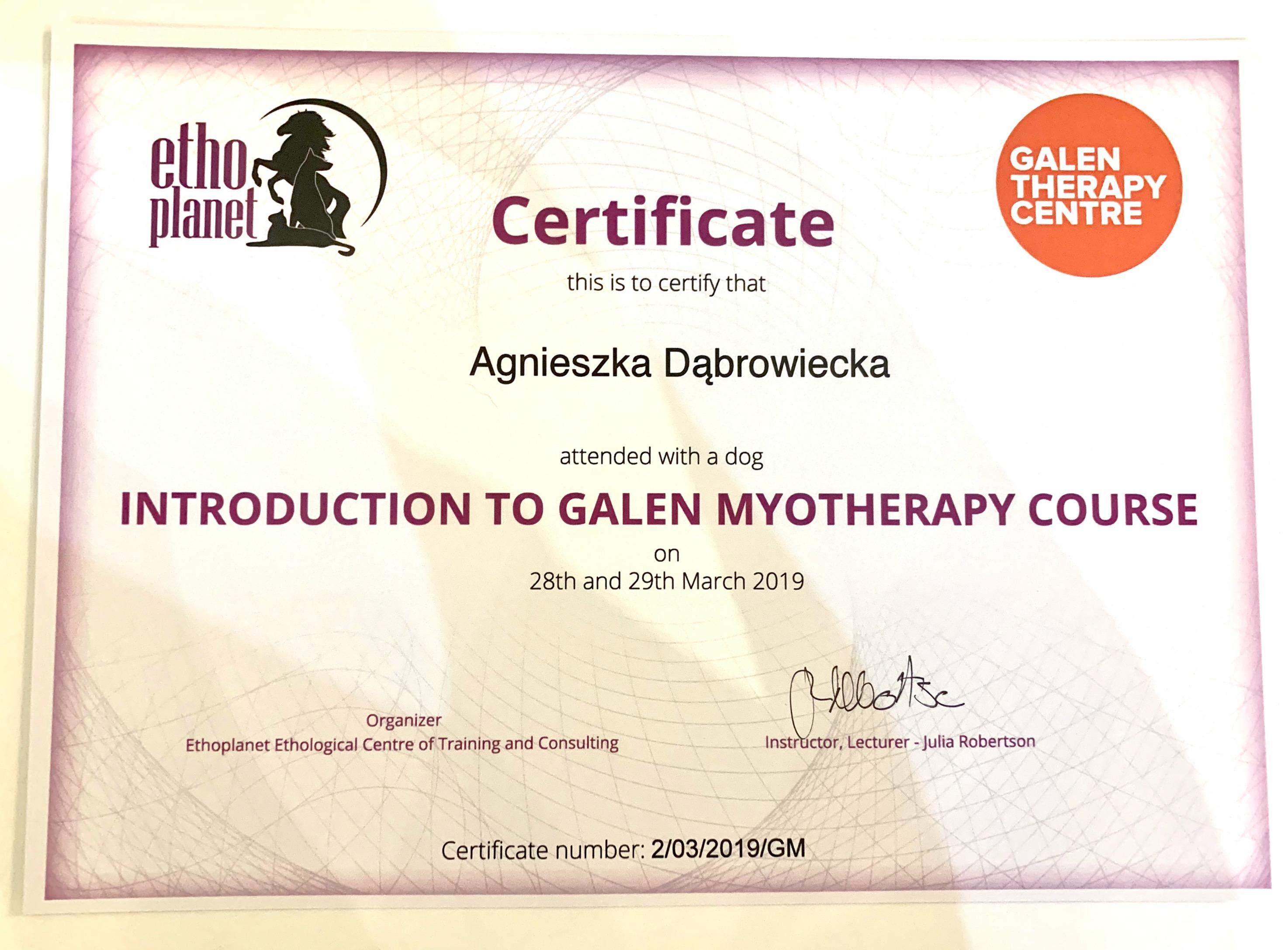 Galen Myotherapy