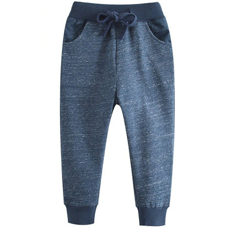 Navy Trackpant