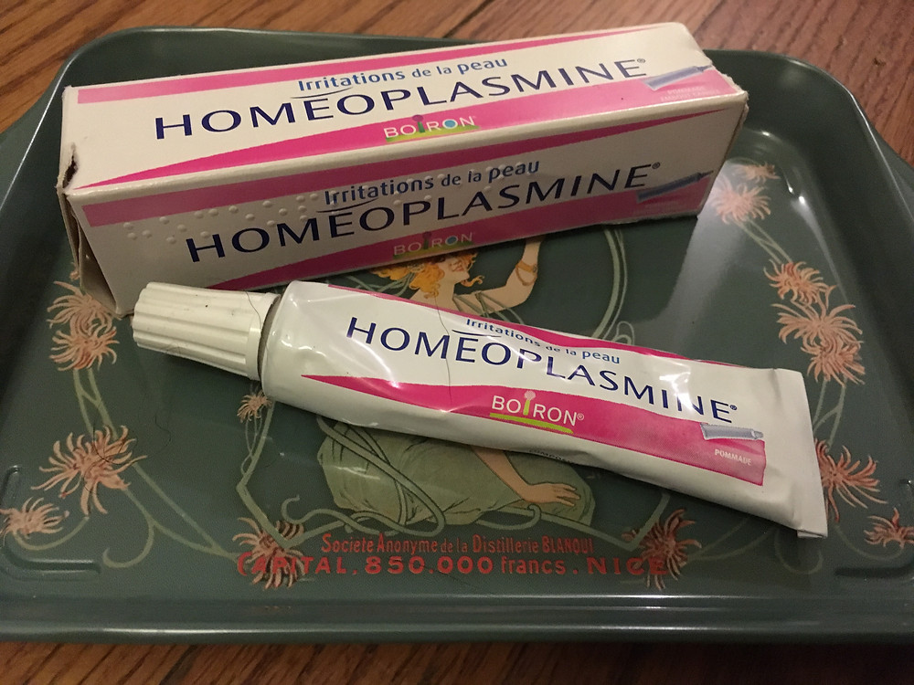 homeoplasmine french ointment