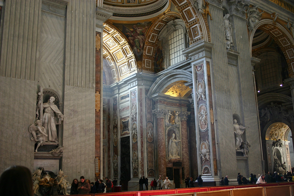 St. Peter's at the Vatican