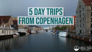 5 Day Trips from Copenhagen