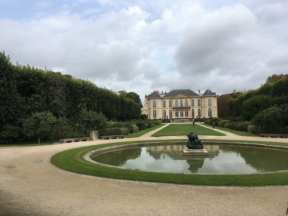 Rodin Museum in Paris