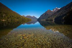 Lake Gunn, New Zealand