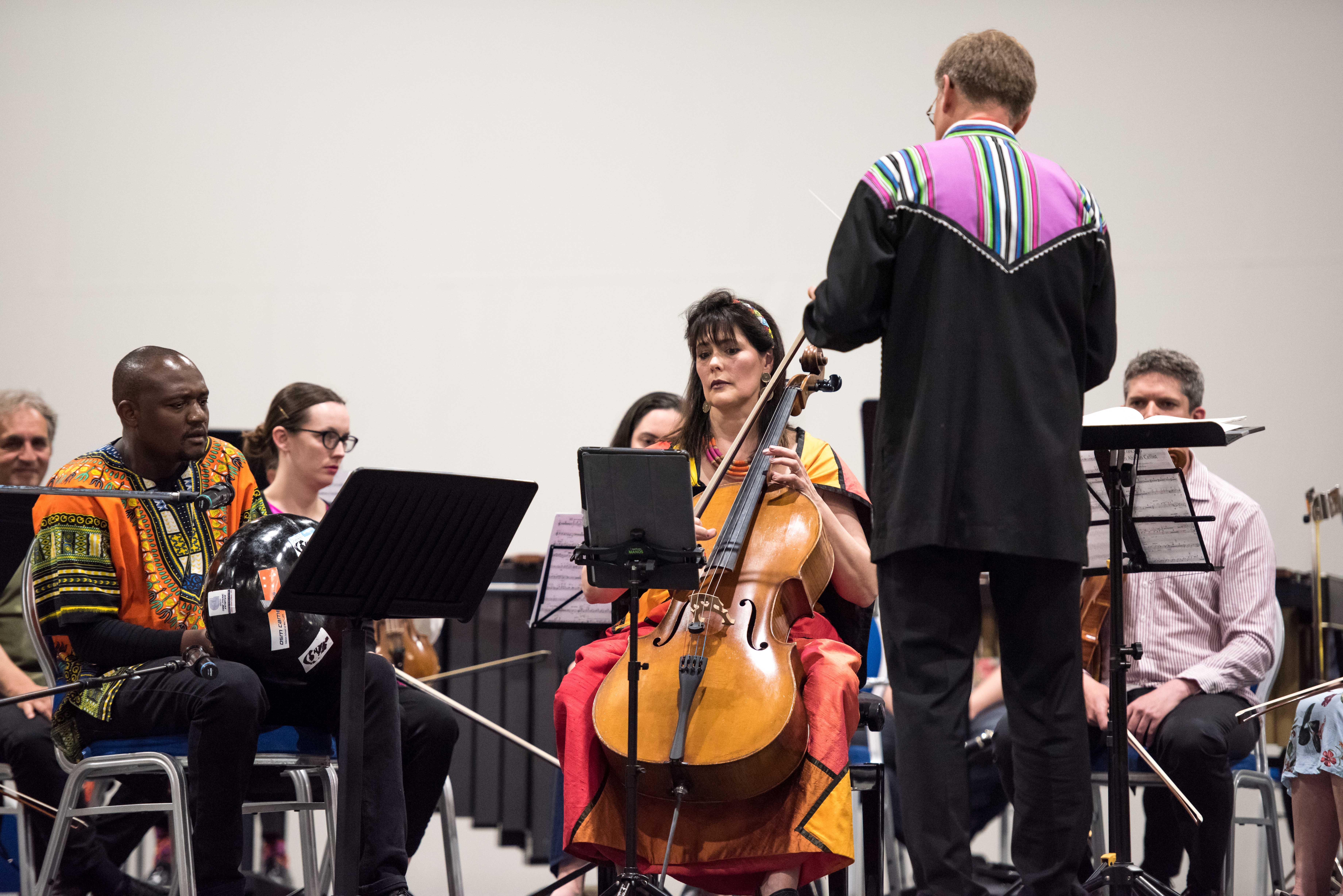 Cello For Africa-8