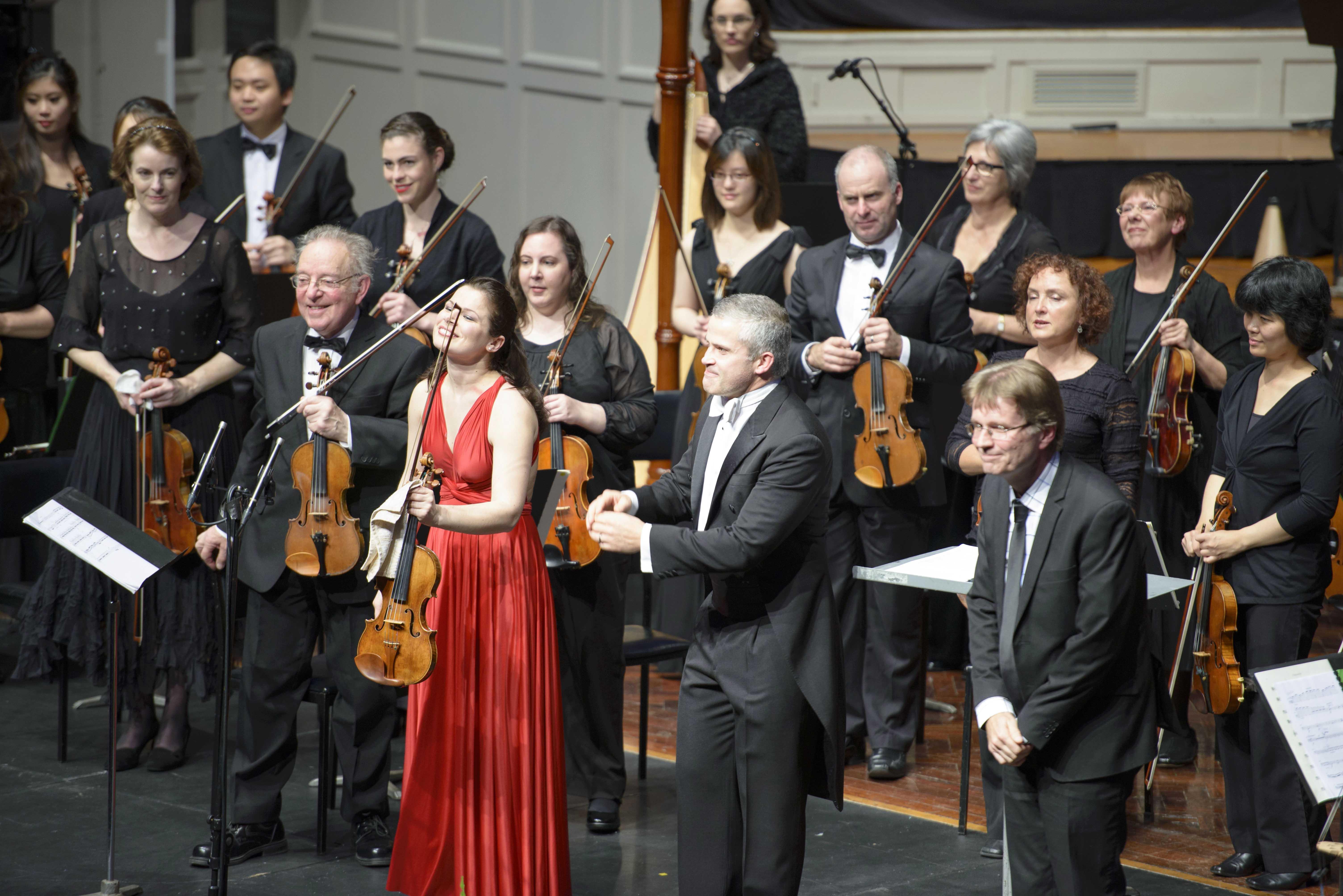 Bella Hristova : Violonist