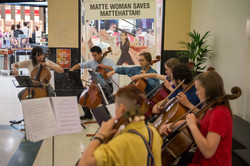 Bach in the Subways- Meridian Mall 2019
