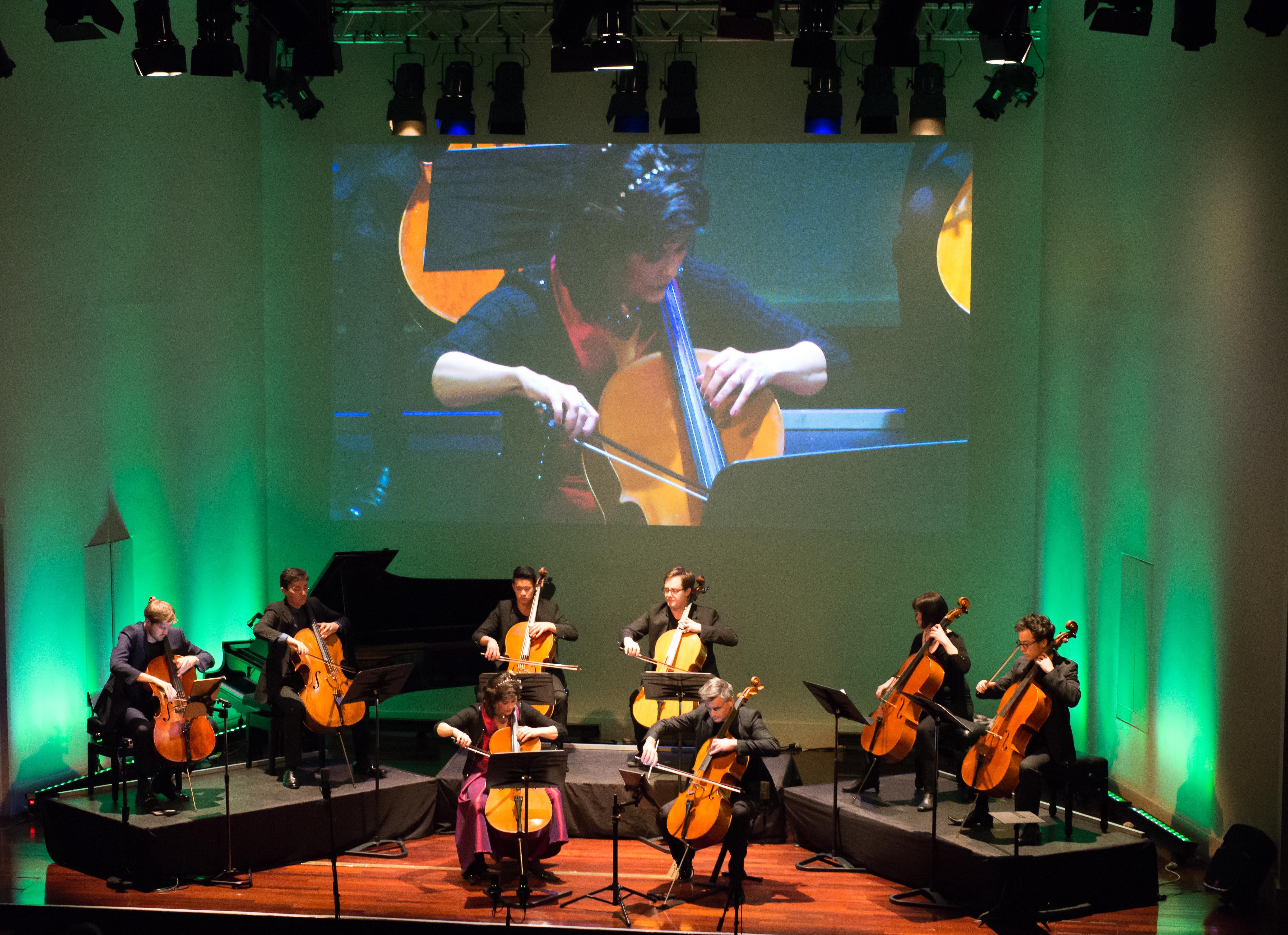 Cellists Aotearoa