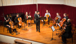 Cellists of Otago 2017-8