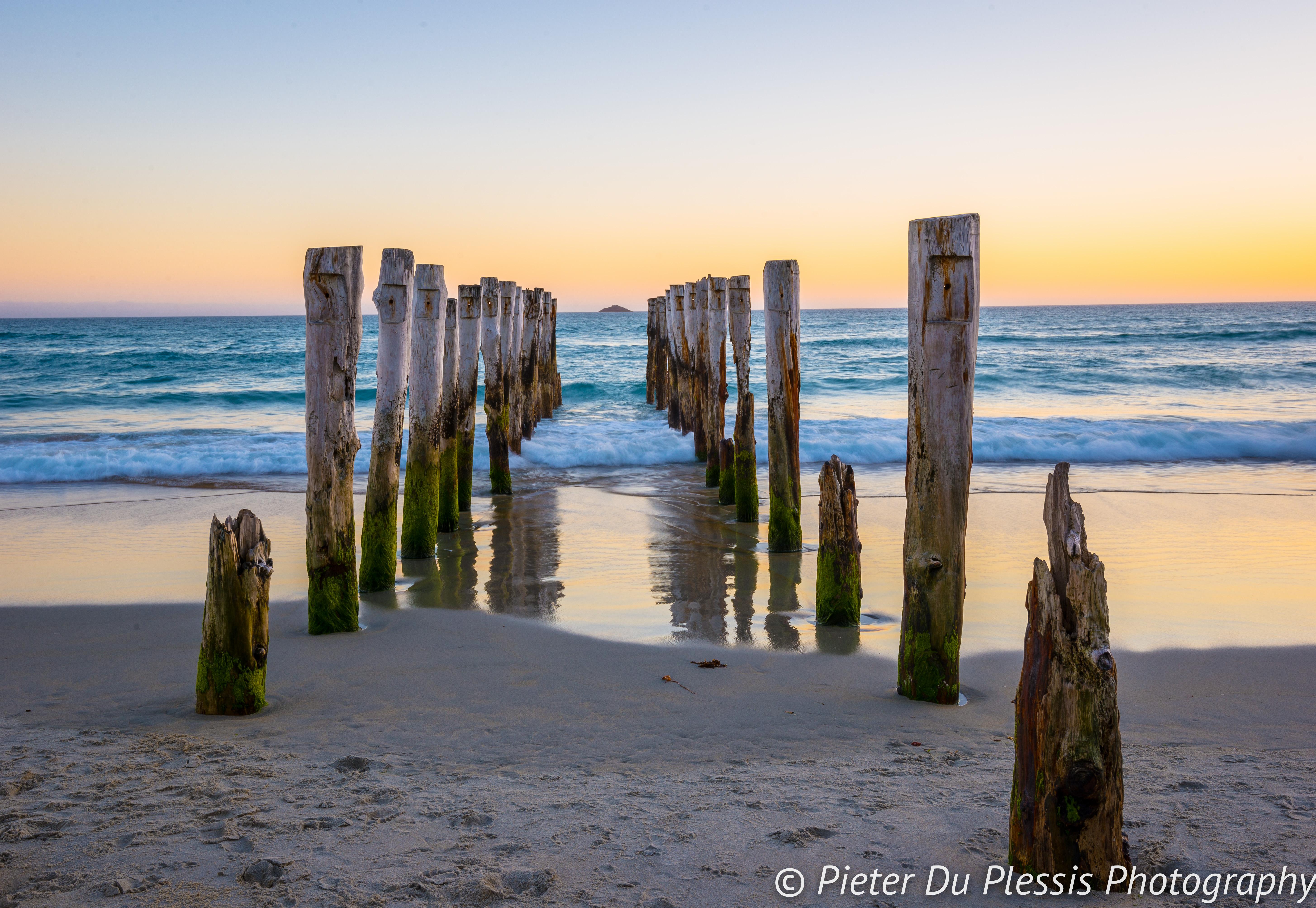 St Clair beach, Dunedin