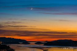 Otago Harbour Half Moon