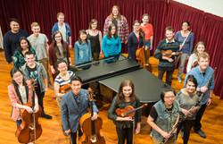 Music Students University of Otago