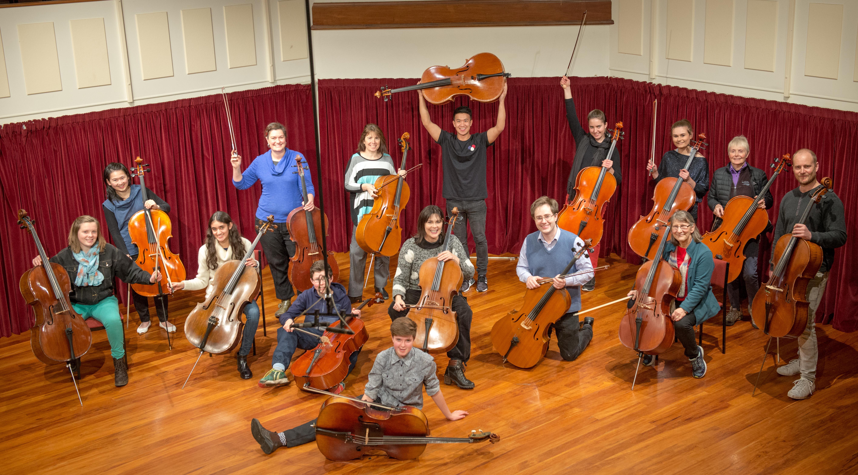 Cellists Otago
